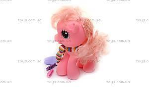 Игрушка «Пони», с шарфом, 63107A-63107B, купить