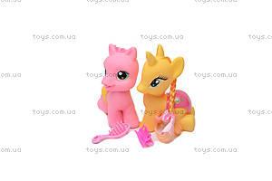 Игрушка «Пони», с украшениями, 8016B, фото