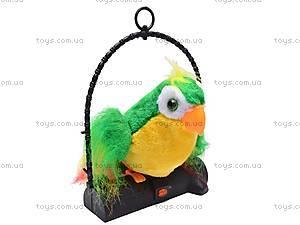 Игрушка «Попугай-повторюха», FOD1018(H), купить