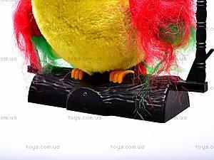 Игрушка повторюшка «Попугайчик», FOD2028, игрушки