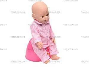 Игрушка пупс Baby Doll, 863578-17, купить