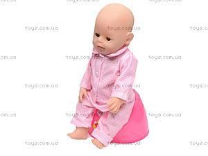Игрушка пупс Baby Doll, 863578-17, фото