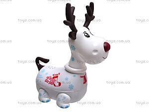 Игрушка «Рождественский олень», HT9915A, купить