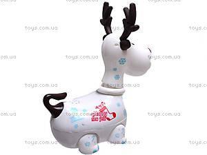 Игрушка «Рождественский олень», HT9915A, фото