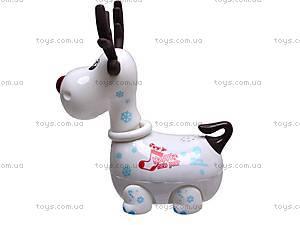 Игрушка «Рождественский олень», HT9915A, цена