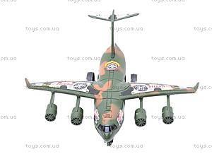 Игрушка «Самолет», 598-11, фото