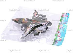Игрушка «Самолет», 598-11, отзывы