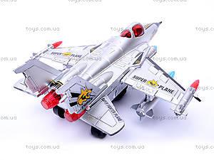 Игрушка «Самолет», на батарейках, 712, отзывы