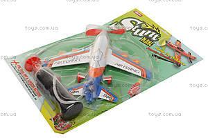 Игрушка «Самолет»,с запуском, 6300-2, купить