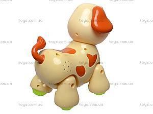 Игрушка со звуковыми эффектами «Собачка», 384, игрушки