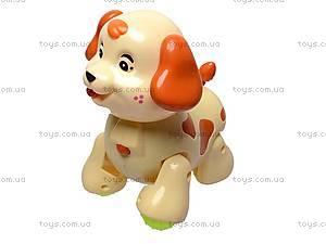 Игрушка со звуковыми эффектами «Собачка», 384, детские игрушки