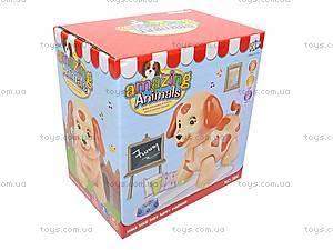 Игрушка со звуковыми эффектами «Собачка», 384, магазин игрушек