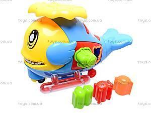 Игрушка-сортер «Рыбка», 5088C, игрушки