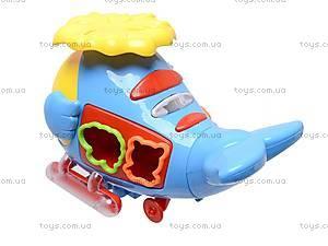 Игрушка-сортер «Рыбка», 5088C, детские игрушки