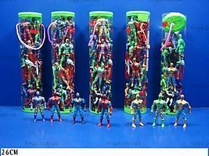 Игрушка «Супергерои», 3300/3304