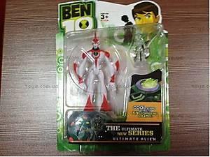 Игрушка светящаяся «Бен 10», 0806-12