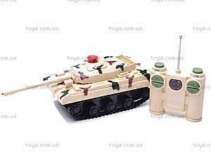 Игрушка «Танк» для танковых боев на радиоуправлении, 2102B