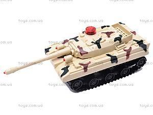 Игрушка «Танк» для танковых боев на радиоуправлении, 2102B, купить