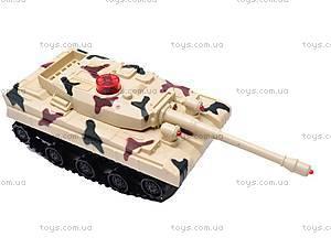 Игрушка «Танк» для танковых боев на радиоуправлении, 2102B, отзывы
