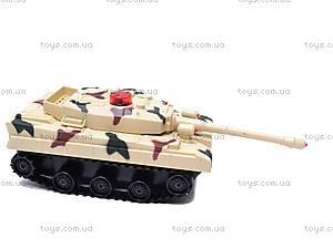 Игрушка «Танк» для танковых боев на радиоуправлении, 2102B, игрушки