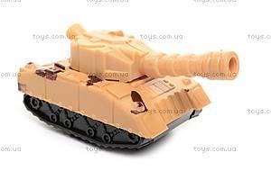 Игрушка «Танк», с заводным механизмом, 6365