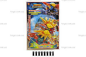 Игрушка-трансформер «Робот», 7749A-D