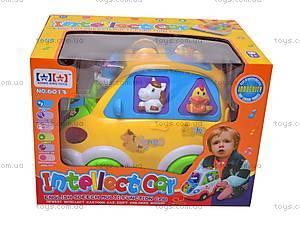 Игрушка «Умная машина», 6013, игрушки