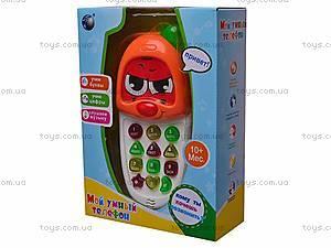 Игрушка «Умный телефон», 636B-EN, купить