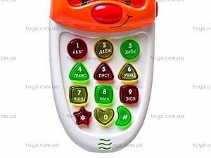Игрушка «Умный телефон», 636B-EN, фото
