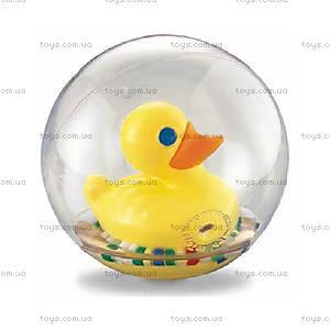 Игрушка «Утенок в шаре», 75676, купить