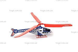 Игрушка «Вертолет», с пусковым механизмом, 568-1