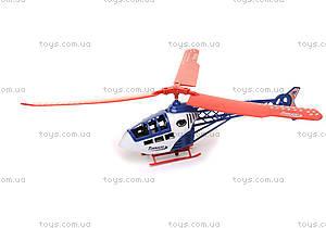 Игрушка «Вертолет», с пусковым механизмом, 568-1, купить