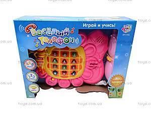 Игрушка «Веселый телефон», 7136, цена
