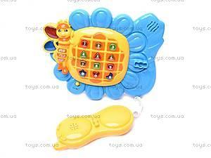Игрушка «Веселый телефон», 7136, игрушки