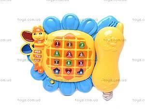 Игрушка «Веселый телефон», 7136