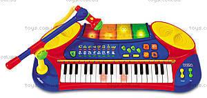 Игрушка Weina «Электронное пианино», 2079, отзывы