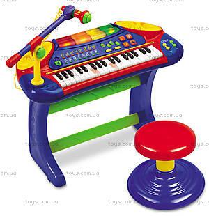 Игрушка Weina «Электронное пианино», 2079