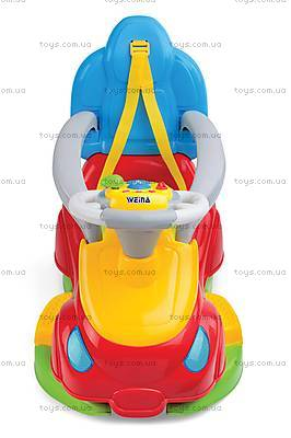 Игрушка Weina машинка-каталка «Делюкс», 2133, магазин игрушек