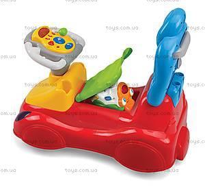 Игрушка Weina машинка-каталка «Делюкс», 2133, іграшки