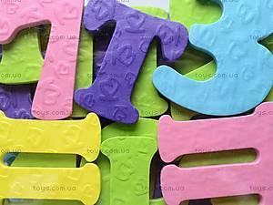 Игрушки для ванной «Алфавит и цифры», 091113, отзывы