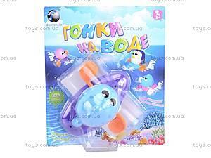 Игрушки для ванной, заводные, 1205