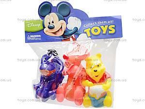 Игрушки-пищалки для детей «Дисней», 5354
