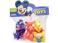 Игрушки-пищалки для детей «Дисней», 5354, купить