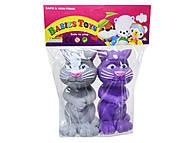 Игрушки пищалки «Кот Том», 373, отзывы