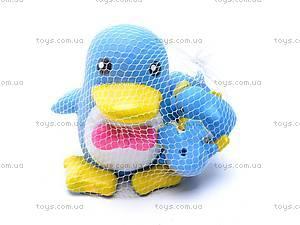 Игрушки-пищалки «Пингвин с пингвинятами», S138X4, отзывы