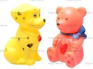 Игрушки-пищалки «Зверушки», V9818, цена