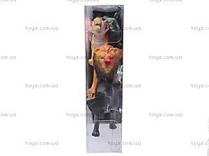 Игрушки резиновые «Дикие животные», НВХ605/6, отзывы
