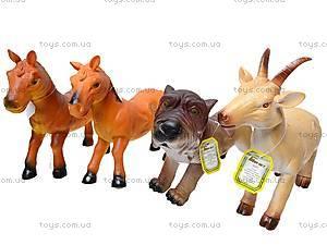 Игрушки резиновые «Животные», 214, фото