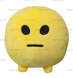 Мягкая игрушка «Смайлик Молчун», 40058
