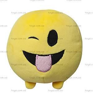 Мягкая игрушка «Смайлик Прикольчик», 40053